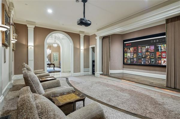 Luxury properties Enchanting plano estate