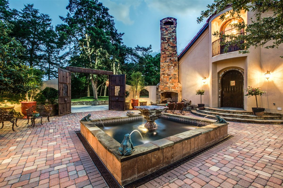 Luxury homes in ONE OF A KIND ESTATE ON 10 ACRES