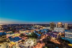 penthouse in the luxury Vendome high-rise luxury real estate