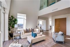 penthouse in the luxury Vendome high-rise mansions