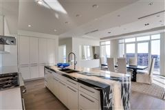 Mansions in penthouse in the luxury Vendome high-rise