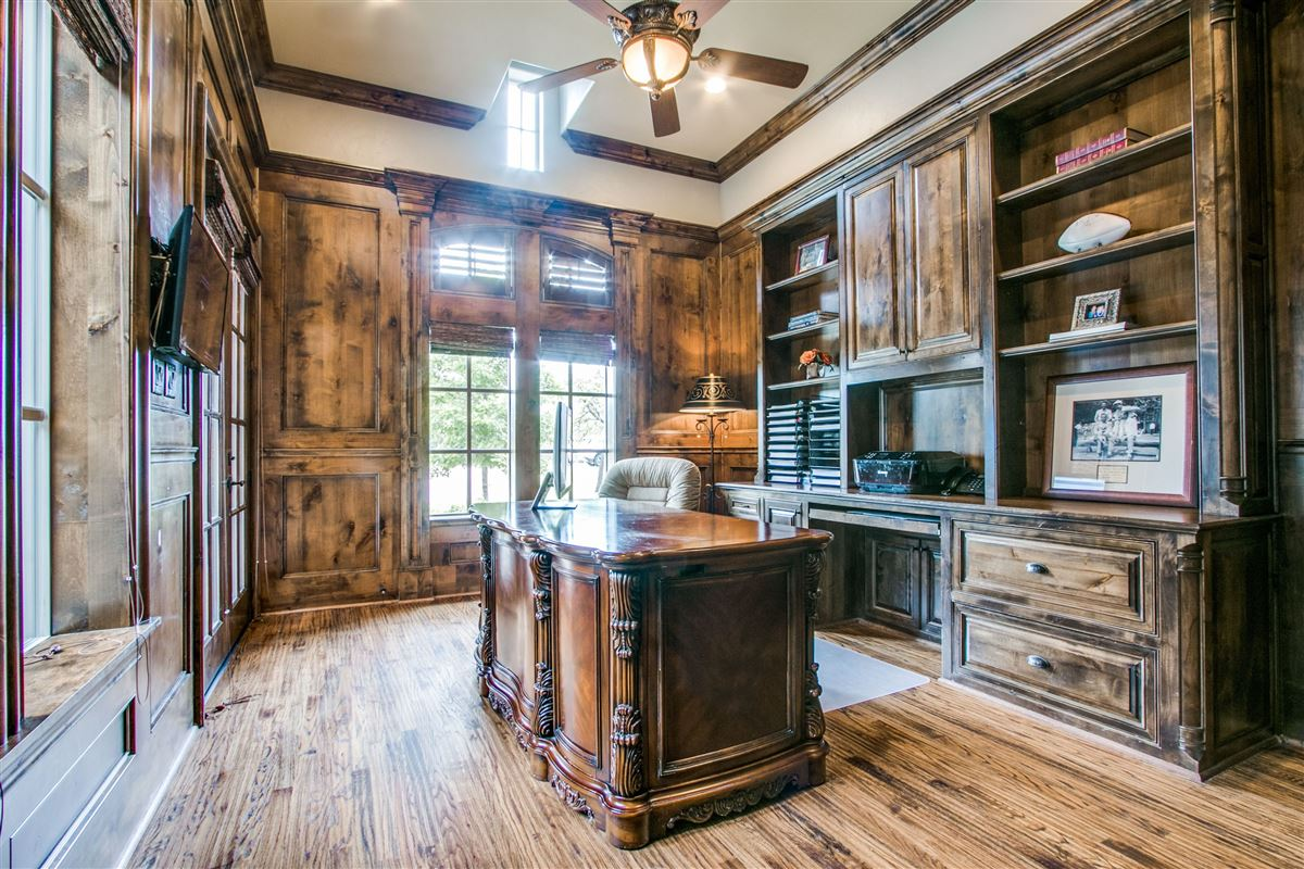 Luxury properties Multigenerational one story home sitting on one acre