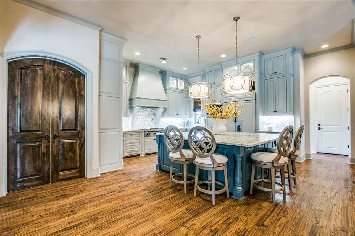 Luxury homes in Multigenerational one story home sitting on one acre