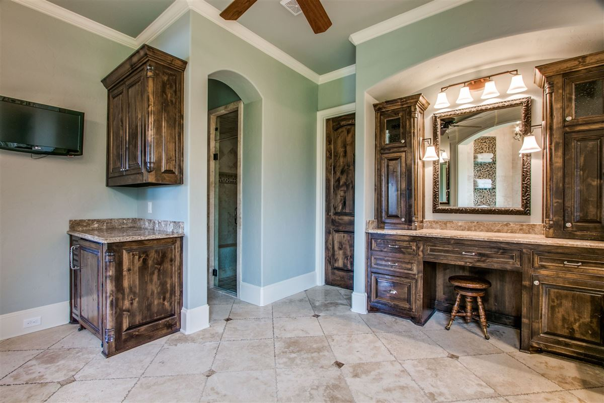 Multigenerational one story home sitting on one acre luxury real estate