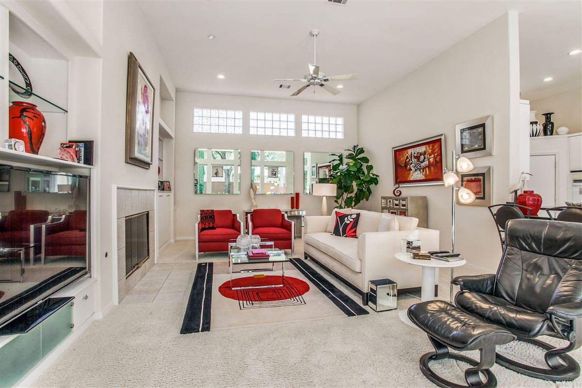 Beautiful contemporary home in guard gated Oakdale mansions