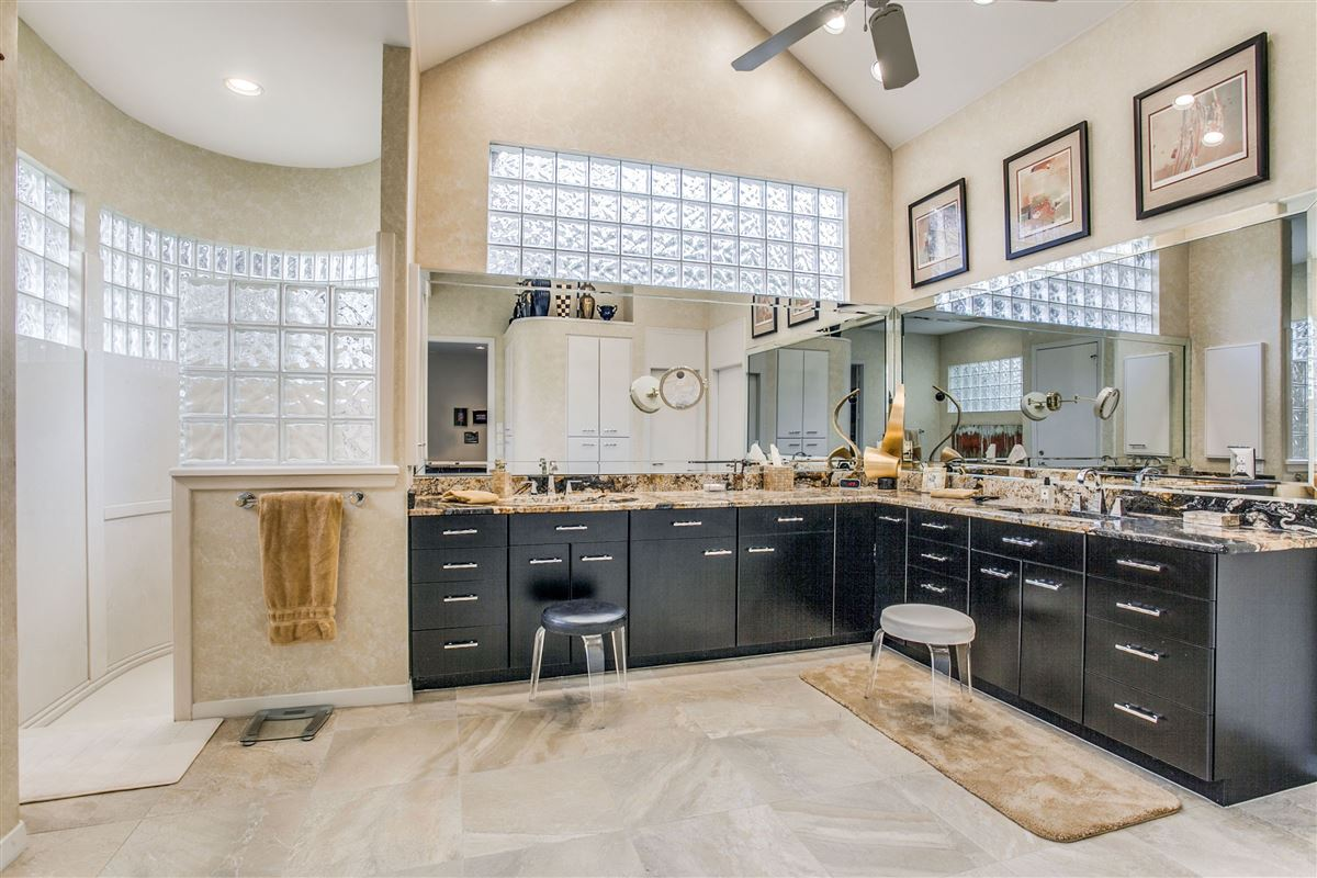 Luxury properties Beautiful contemporary home in guard gated Oakdale