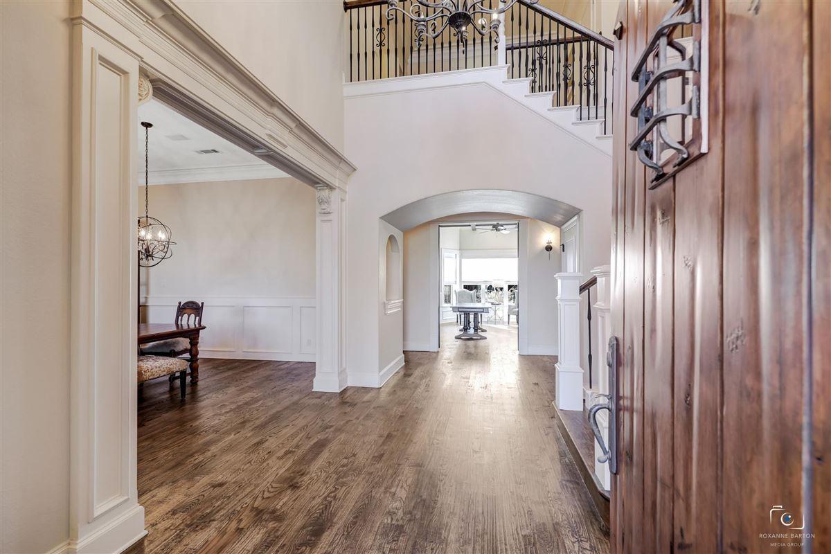 Rare Southlake estate on nearly six acres luxury homes