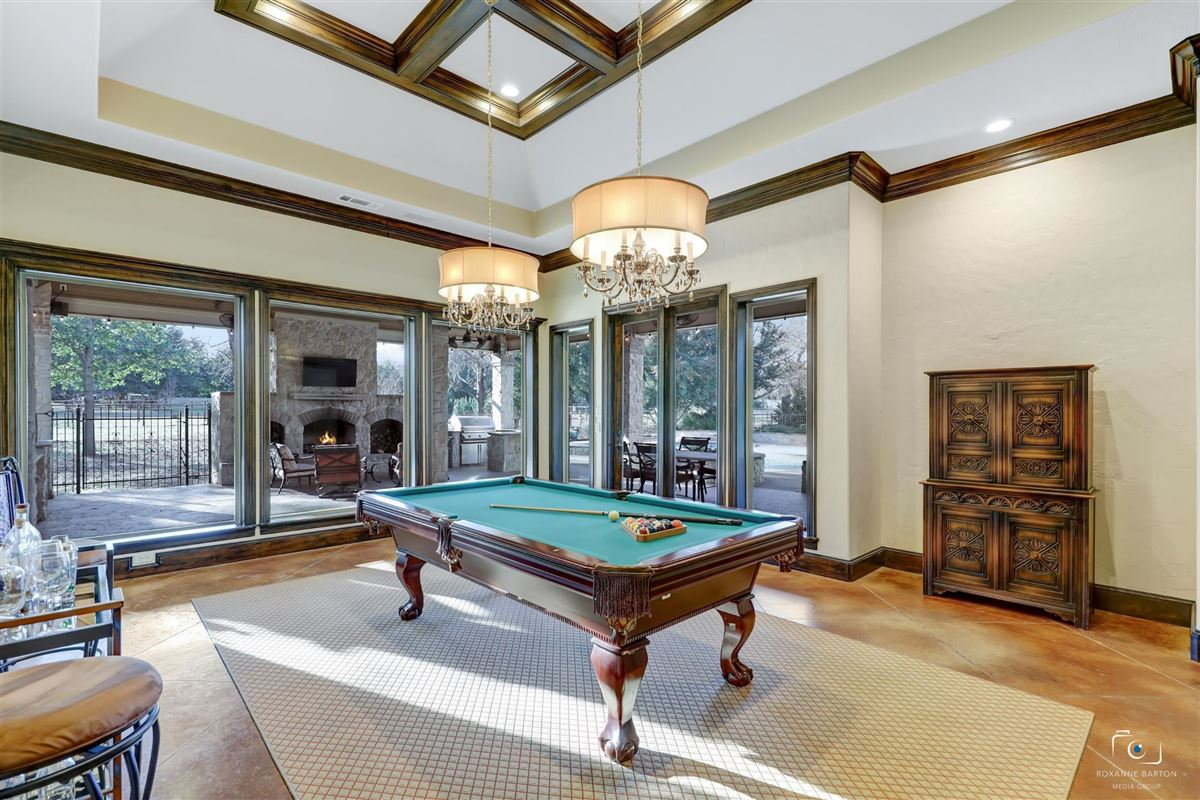 Luxury homes in Rare Southlake estate on nearly six acres