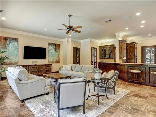 Mansions in Rare Southlake estate on nearly six acres