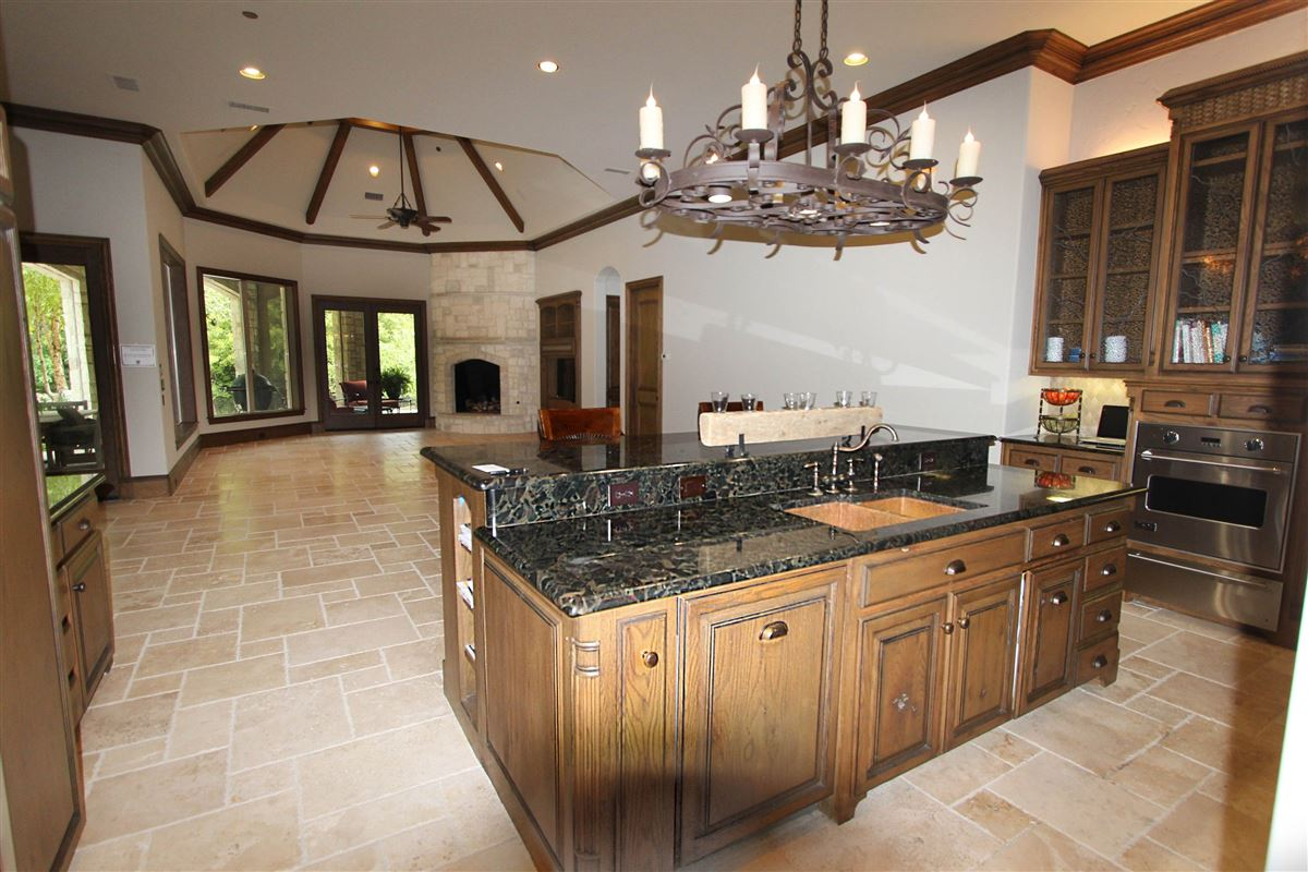 Luxury real estate LUXURIOUS home on wooded lot in Chapel Creek