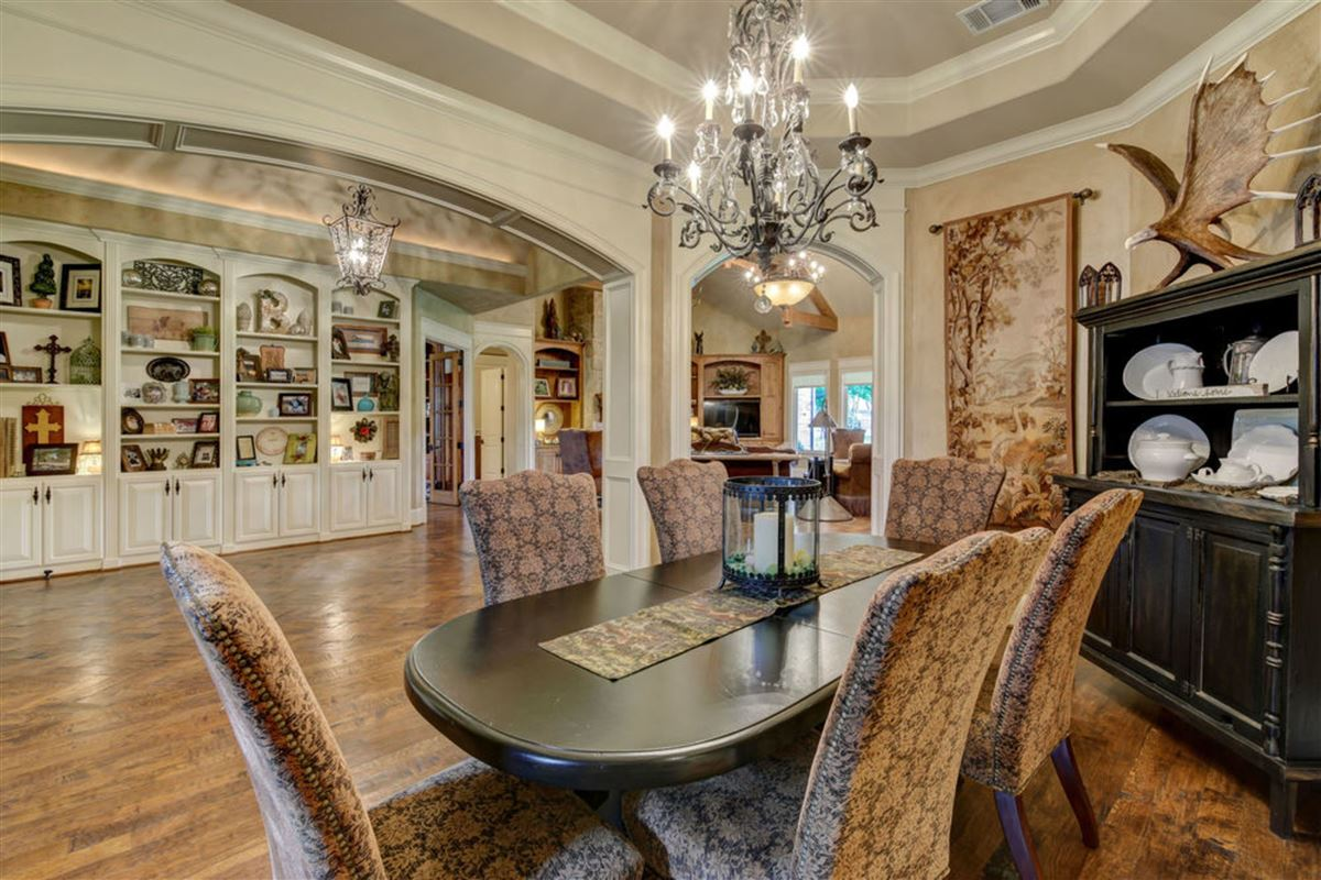 Luxury homes Sophisticated and luxurious estate