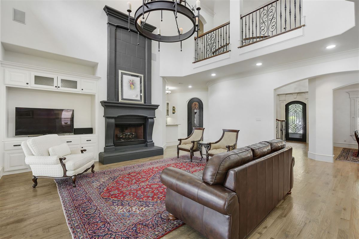 Luxury homes in Tranquility abounds