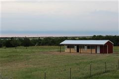 rare opportunity for ranch home on 124-plus acres mansions