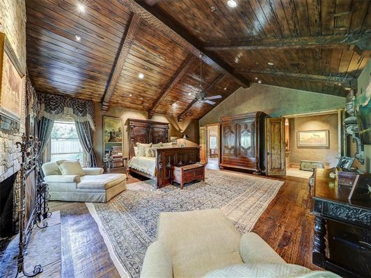a one-of-a-kind in the heart of Preston Hollow luxury properties