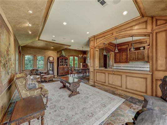 a one-of-a-kind in the heart of Preston Hollow luxury homes