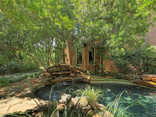 a one-of-a-kind in the heart of Preston Hollow mansions