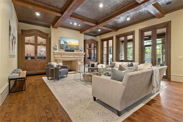 sophisticated home with an emphasis on comfort luxury homes