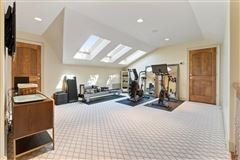 Luxury real estate  sophisticated home with an emphasis on comfort