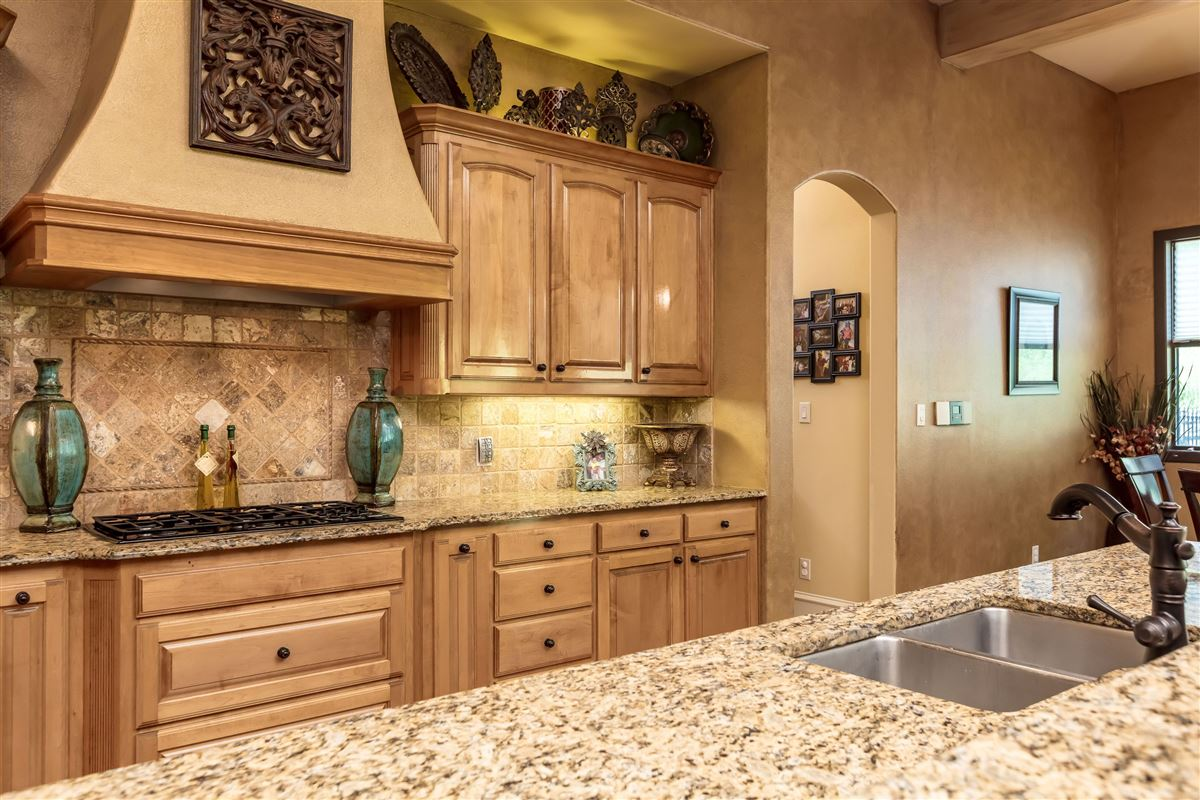 Luxury homes in Live in Tuscan Style elegance