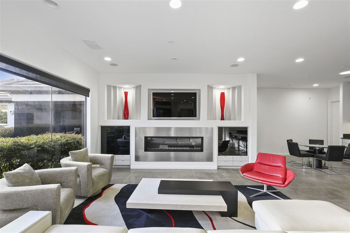 Mansions in contemporary custom home in prestigious TExas Stonebriar