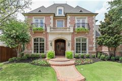 Gorgeous curb appeal at this one owner Chapel Creek Home luxury properties