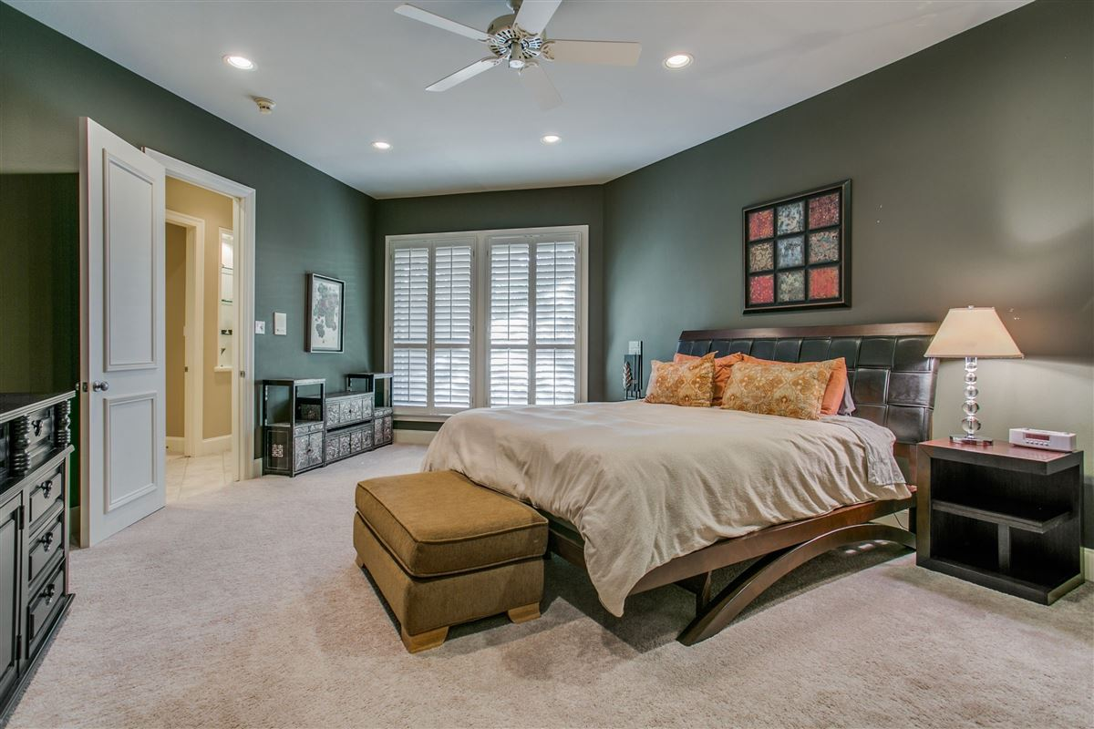 Luxury real estate a fabulous home in plano