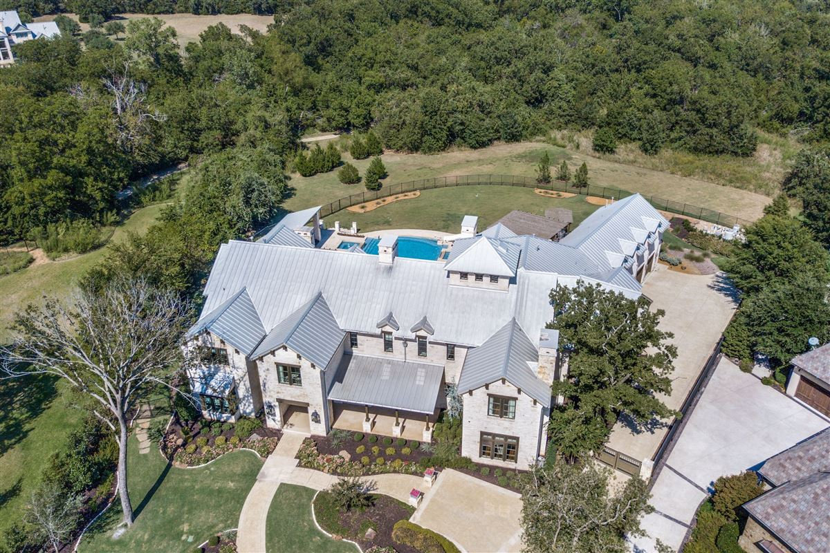 Luxury real estate Timeless Texas transitional style
