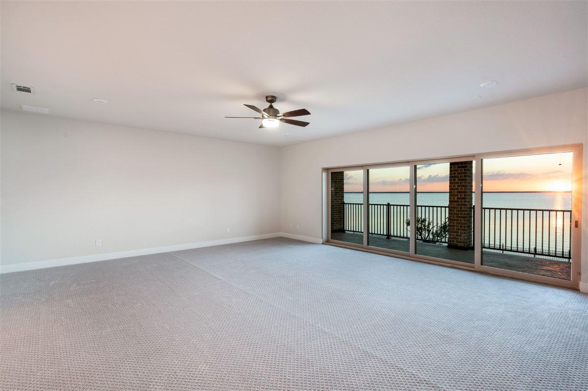 Luxury properties brand new home on Lake Lewisville