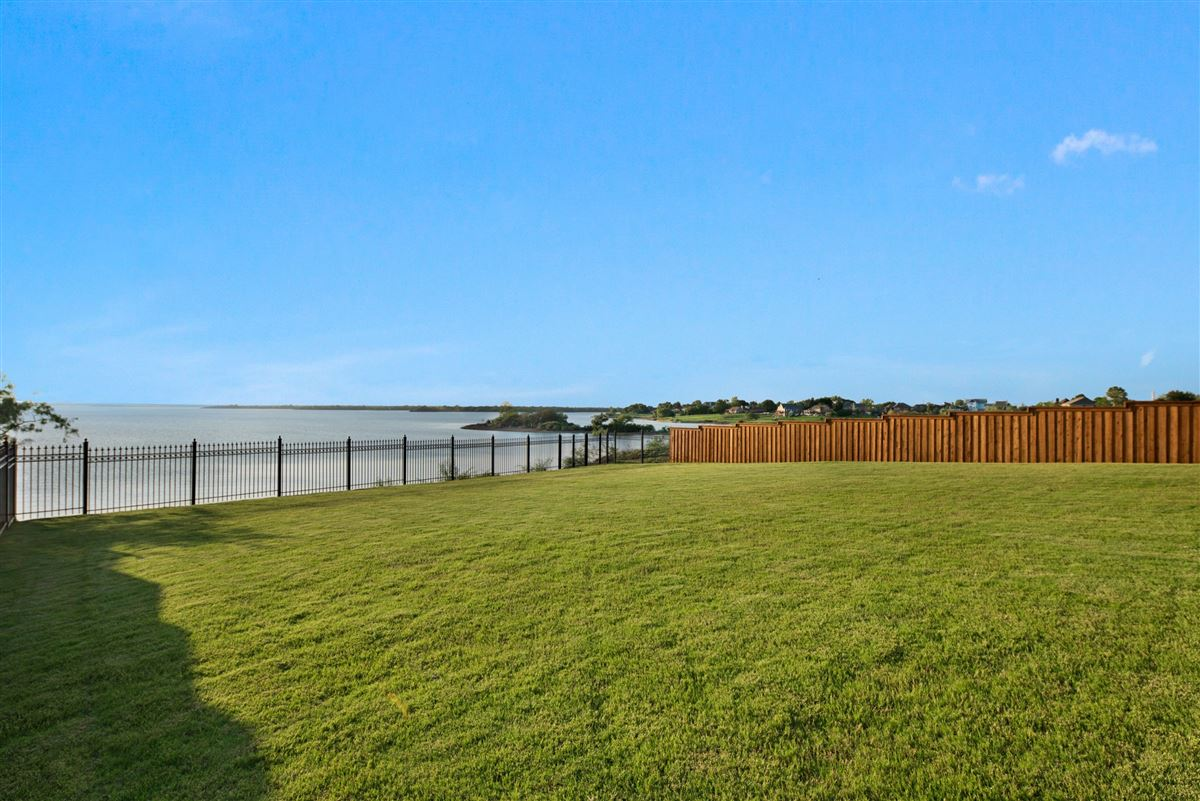 Luxury homes in brand new home on Lake Lewisville