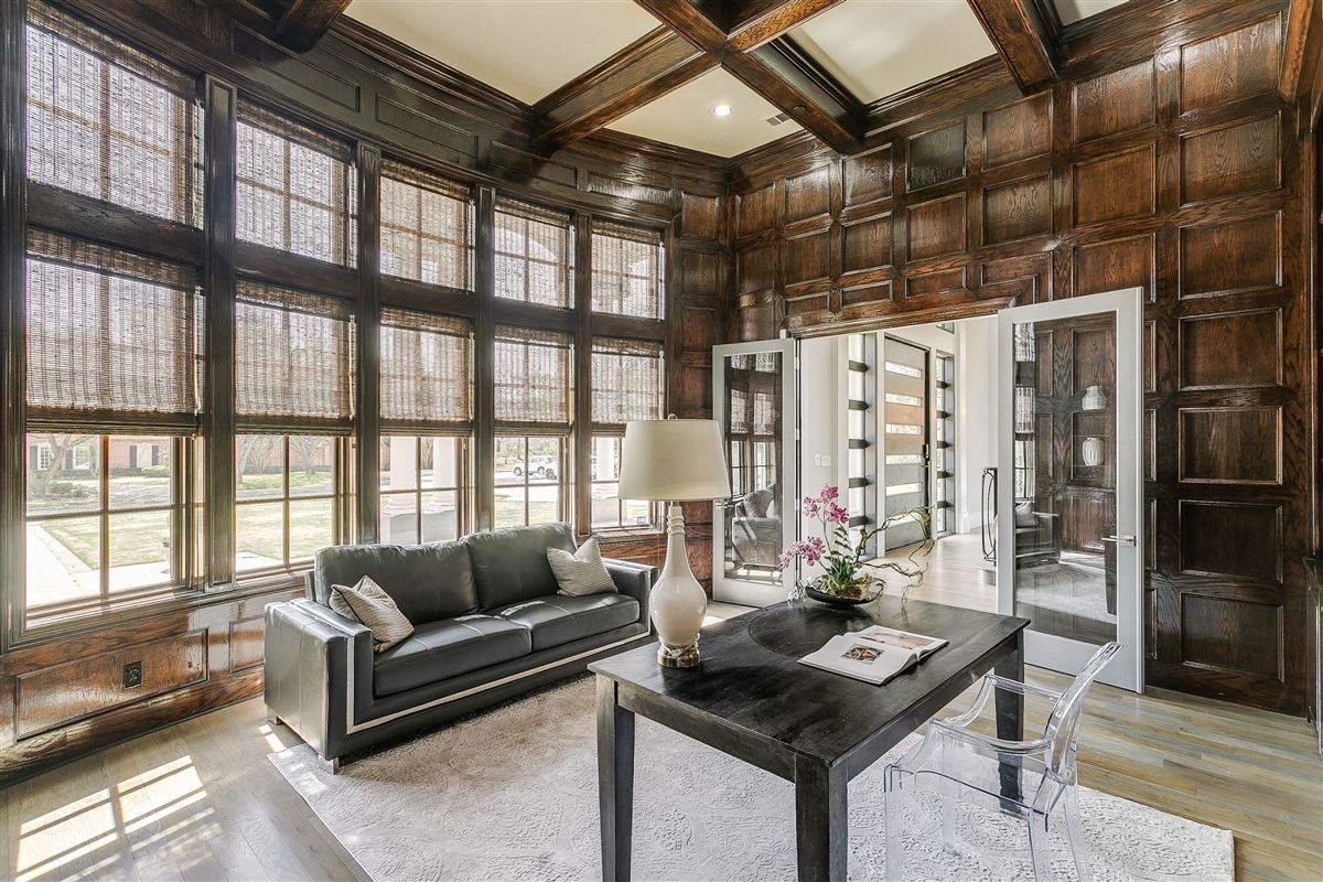 Modern Transitional Estate luxury homes