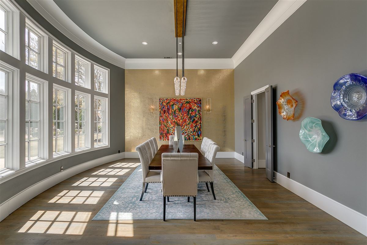 Luxury real estate Modern Transitional Estate