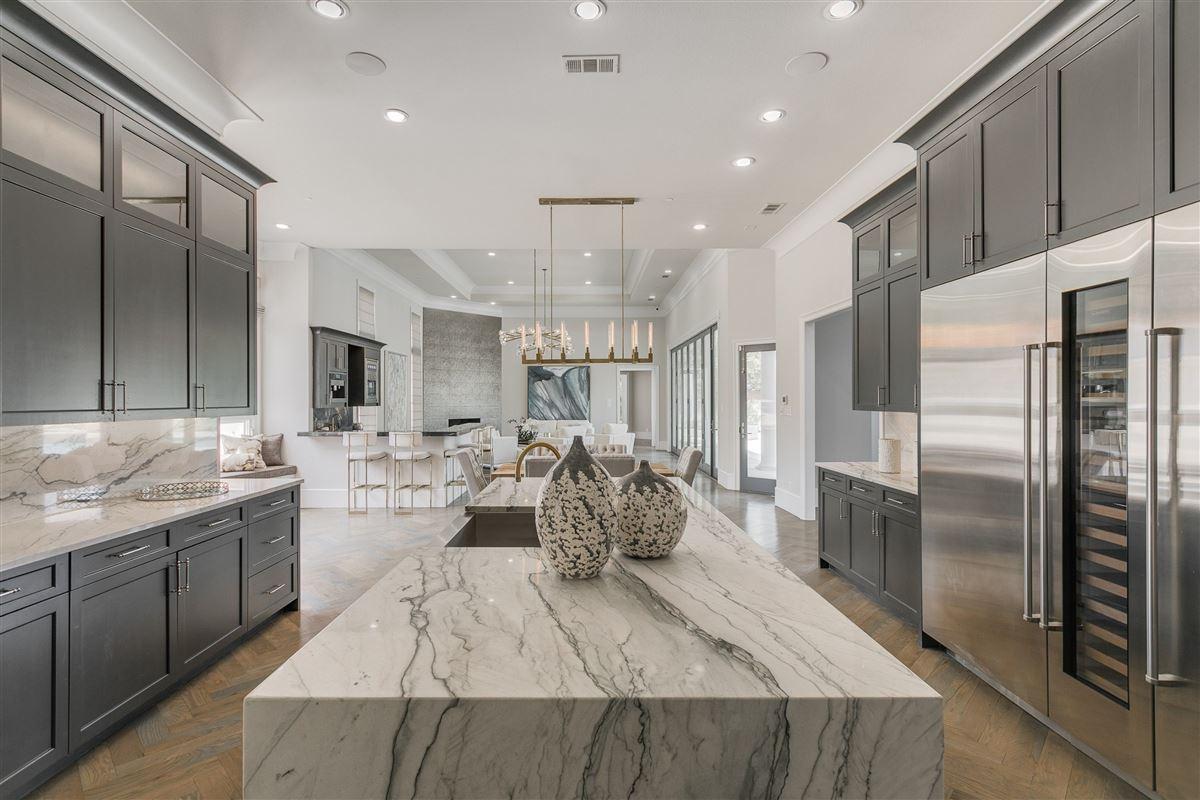 Luxury properties Modern Transitional Estate