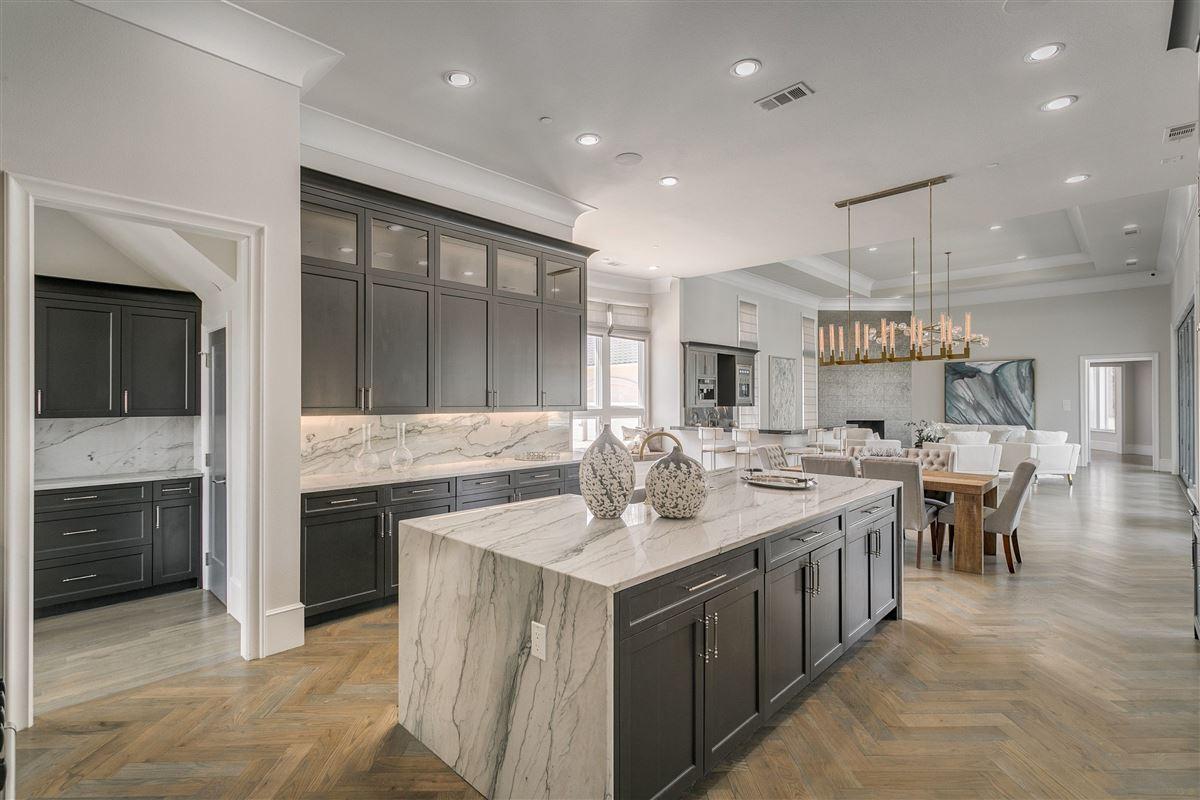 Modern Transitional Estate luxury properties