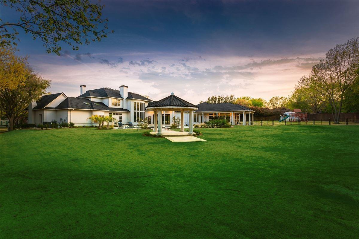 Modern Transitional Estate luxury real estate