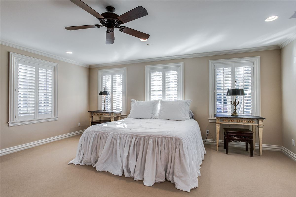Mansions in Timeless elegance on an Old Preston Hollow corner lot
