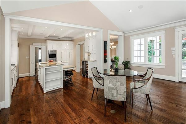 renovated classic home in old highland park luxury properties