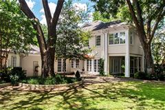 Luxury properties renovated classic home in old highland park