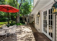 Mansions renovated classic home in old highland park