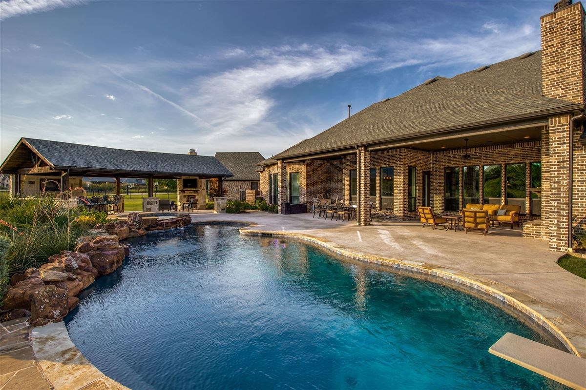 Mansions in Stunning single story Custom home