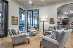 Luxury real estate Beautifully appointed 2019 transitional home