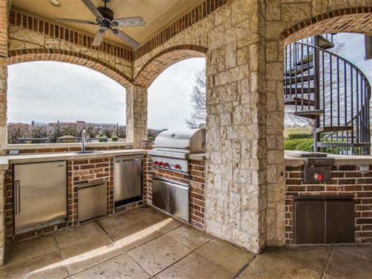 Luxury homes in luxury property with panoramic views