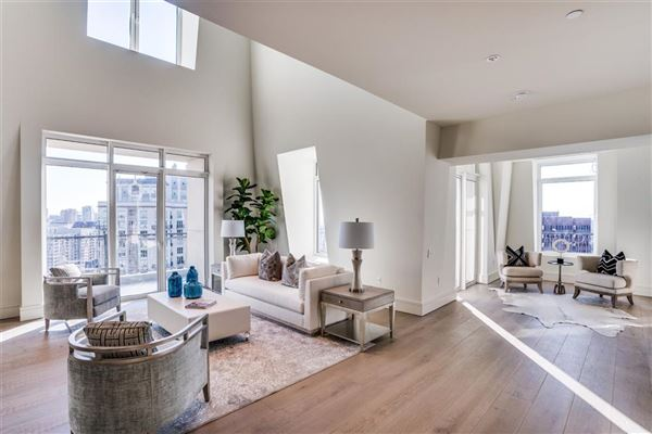 NEW CONSTRUCTION PENTHOUSE IN THE LUXURY VENDOME HIGH-RISE luxury real estate