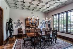 Luxury real estate dallas home Inspired by great estates in England