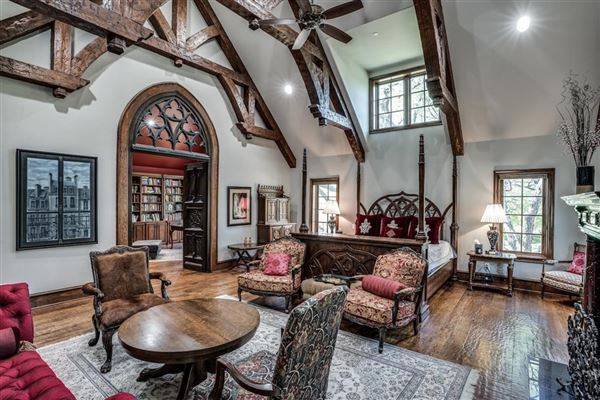 Mansions in dallas home Inspired by great estates in England
