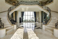 Luxury homes in Chateau Montclair - one of the largest homes in texas