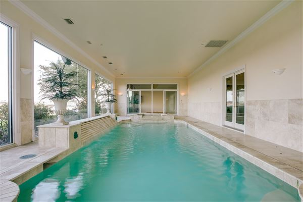 Chateau Montclair - one of the largest homes in texas luxury real estate
