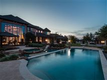 Chateau Montclair - one of the largest homes in texas luxury properties