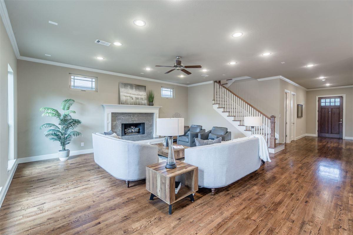 Luxury homes Elegant, energy star rated Craftsman home