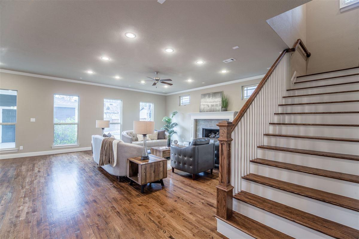 Elegant, energy star rated Craftsman home luxury homes