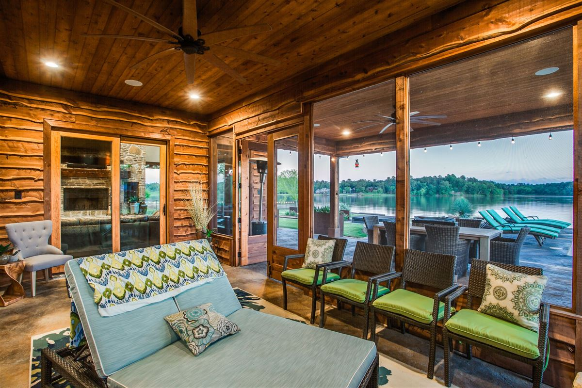 Luxury properties 2016 Custom Designed Waterfront Home